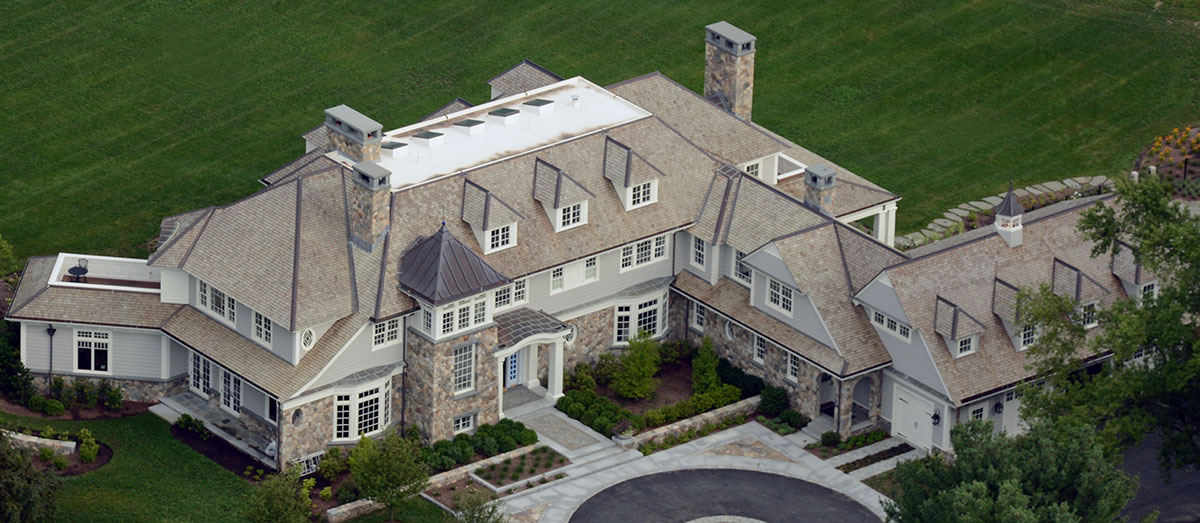 quality slate and copper roofing for greater boston
